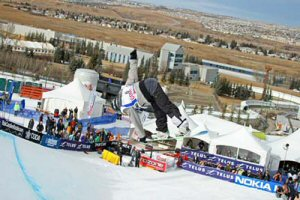 Olympics, World Cup, Snowboarding, Calgary, Alberta, Canmore, FIS, Travel