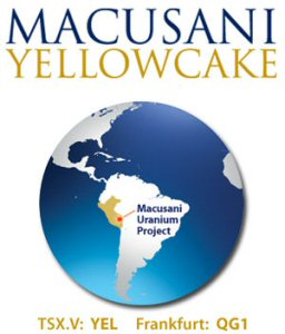 Macusani Yellowcake