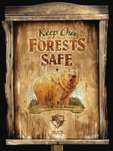 Keep Our Forest Safe