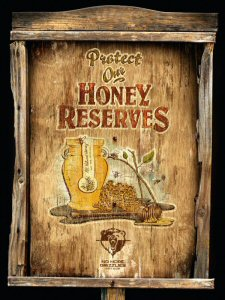 Protect Our Honey Reserves