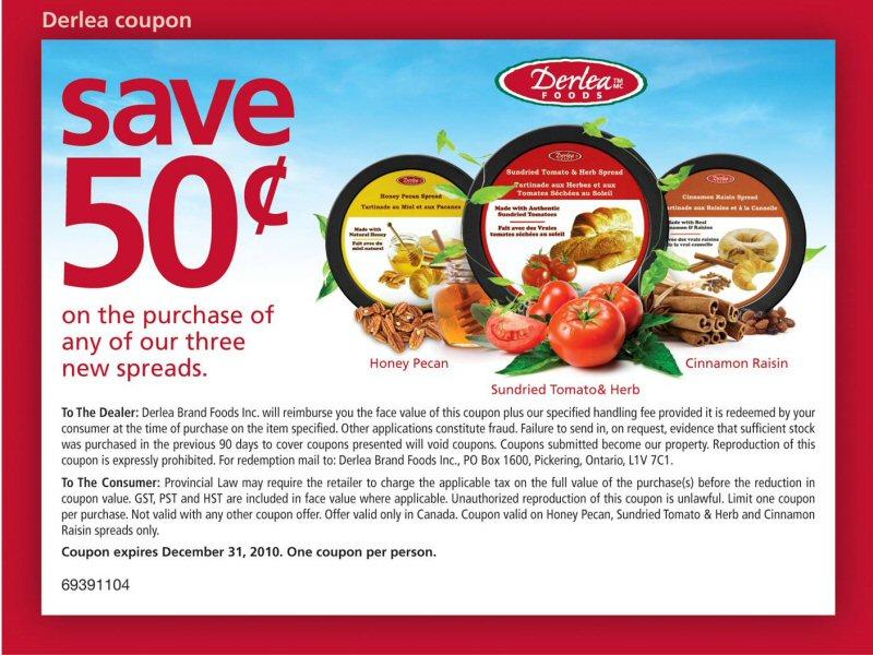 Derlea Foods Marketing