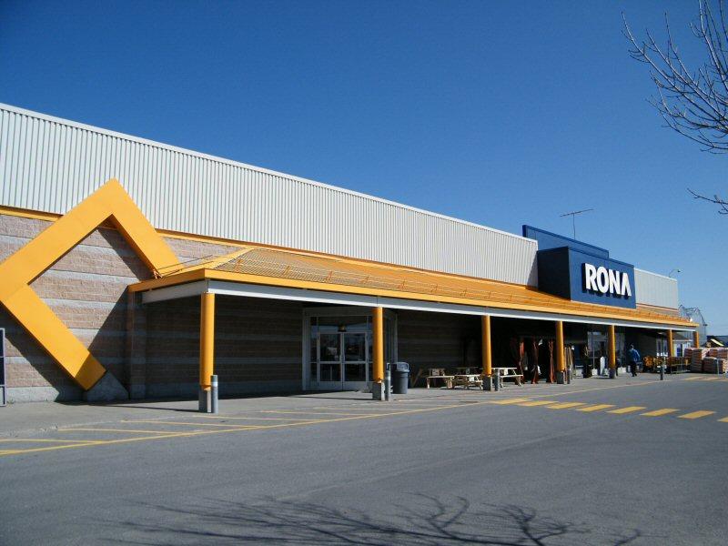 Rona opens new rona big box store in saint eustache for Domon furniture st eustache