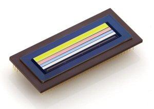 DALSA custom sensor for aerospace applications
