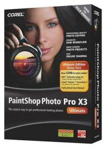 Corel PaintShop Photo Pro X3 Ultimate