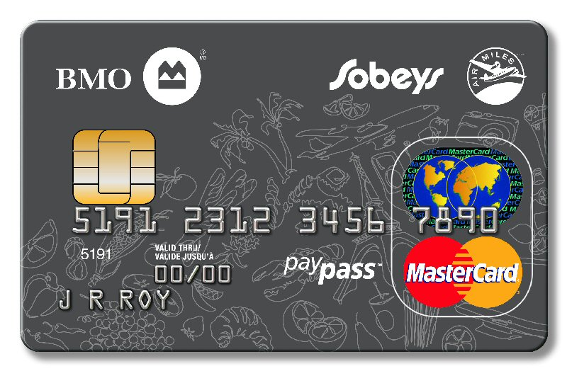Bmo and sobeys inc strike partnership to offer grocery shoppers bmo and sobeys inc strike partnership to offer grocery shoppers more rewarding credit card products reheart Image collections