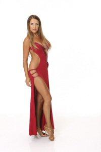 Edyta Sliwinska stars in Ballroom with a Twist