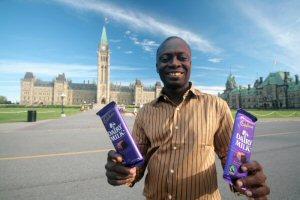 Fair Trade Certified Cadbury Dairy Milk