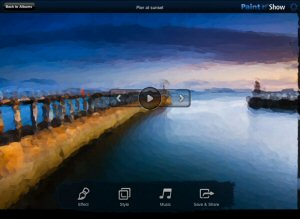 Corel Paint it! Show offers a photo-viewing experience unlike any other