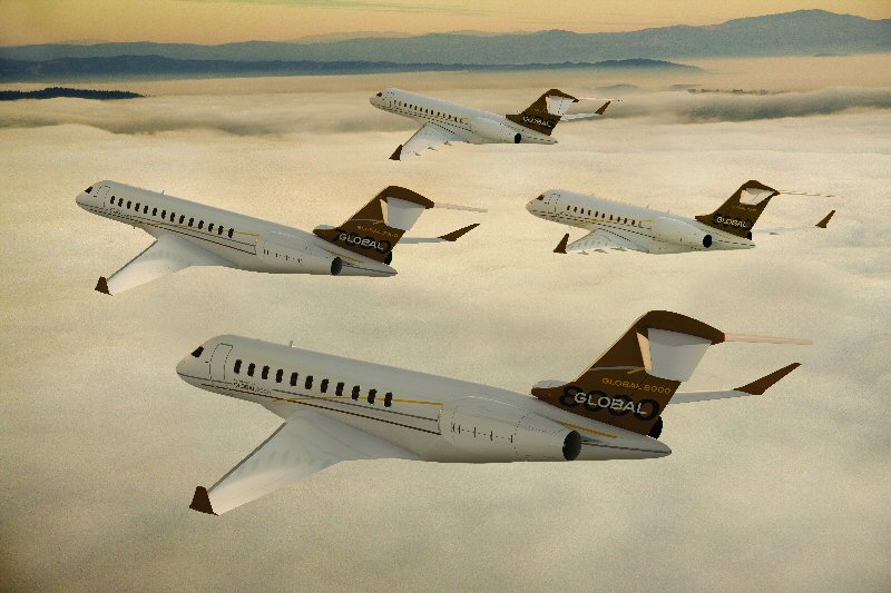 Bombardier Global Express. Bombardier, Global, Global