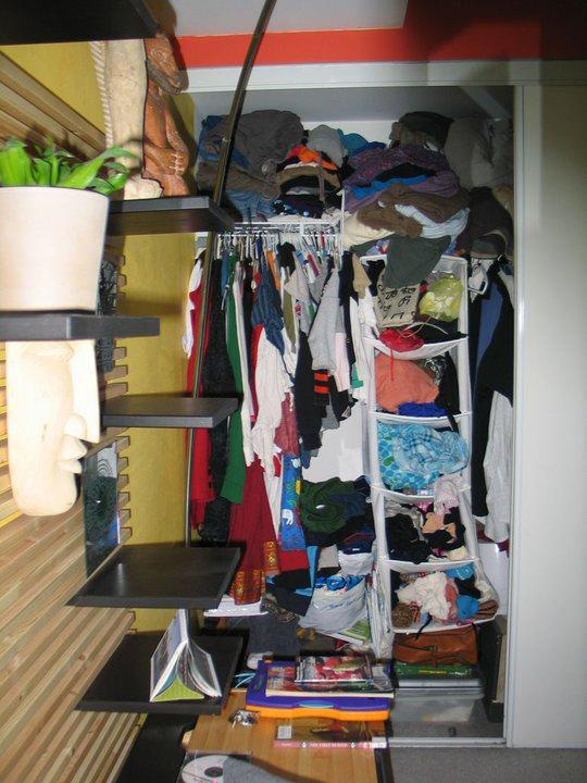 EZ UP Takes A Peek Inside Canadas Messy Closets