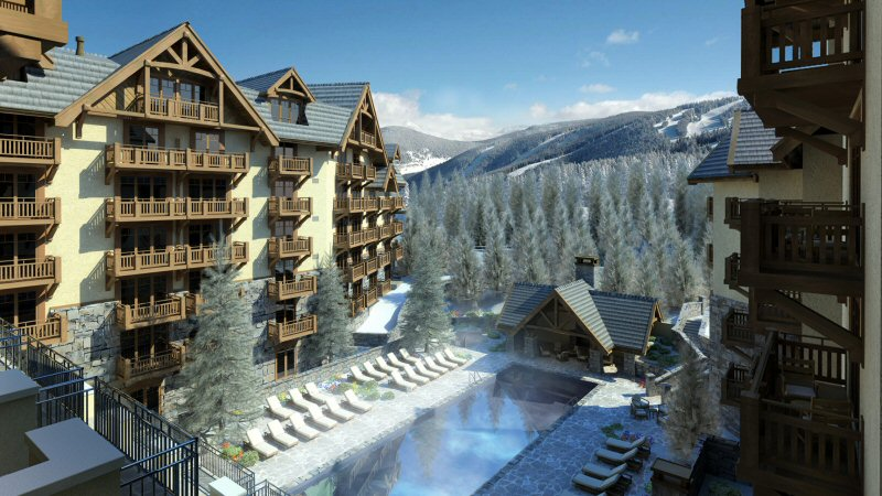 Let it snow four seasons resort vail opens as vail for Four seasons vail