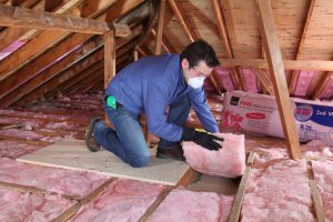 New EcoTouch(TM) PINK(TM) FIBERGLAS(R) Insulation from Owens Corning