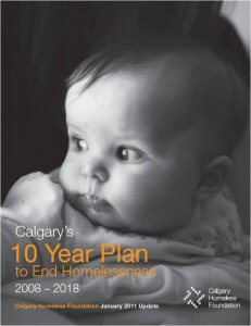 Calgary's 10 Year Plan to End Homelessness