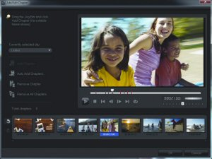VideoStudio Pro X4 HD authoring and burning, video editing
