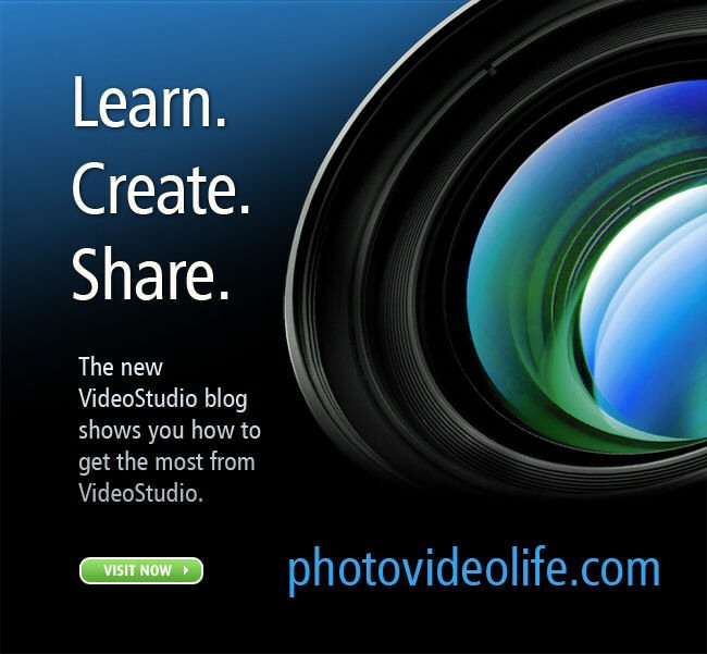 Corel r launches new template trading site for for Free corel video studio templates