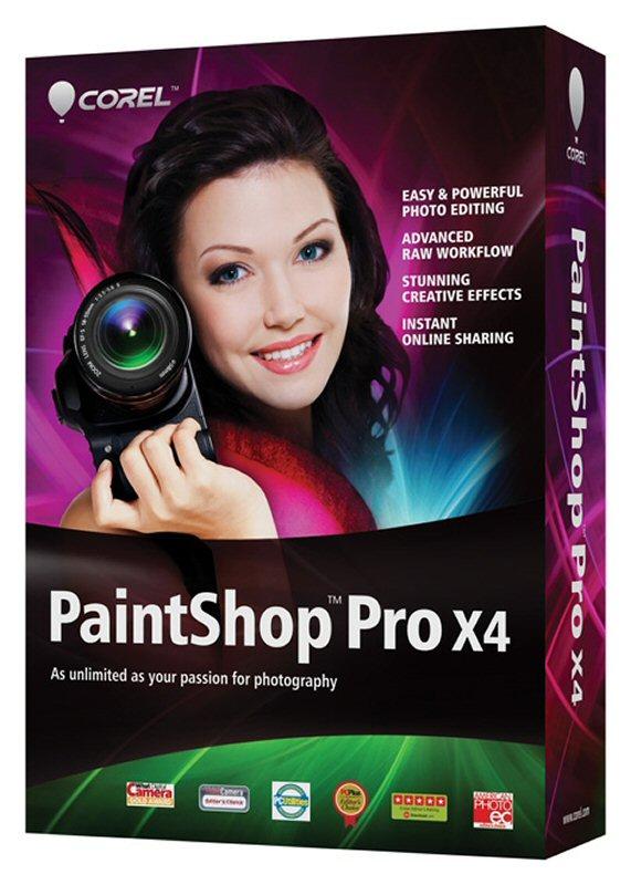 corel paint photo x4