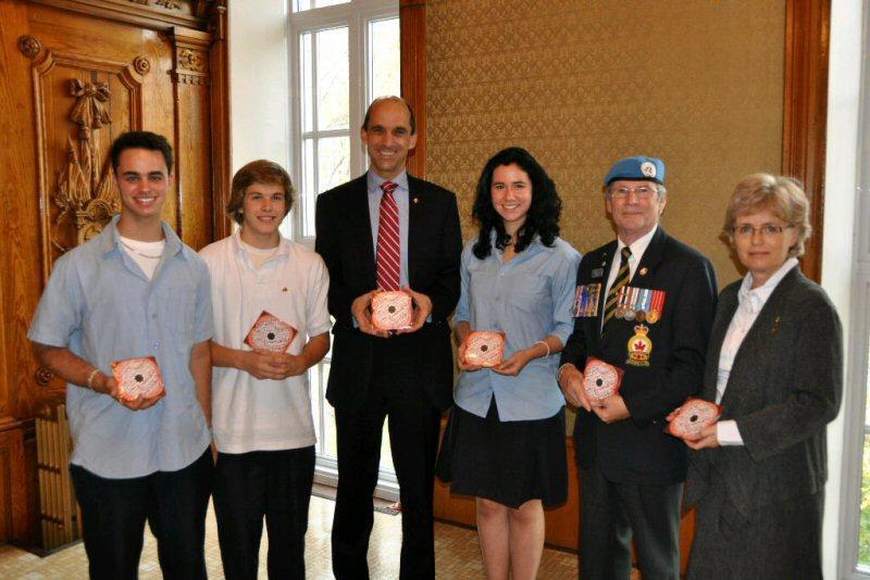 Le ministre steven blaney lance une campagne nationale en - Office nationale des anciens combattants ...
