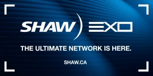 THE ULTIMATE NETWORK IS HERE.