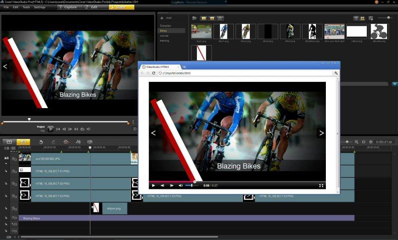 Восстановить забытый пароль. VideoStudio Pro X5 - новый, мощный любительск