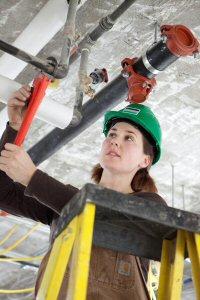 Cathy Minty ITA Women in Trades Training