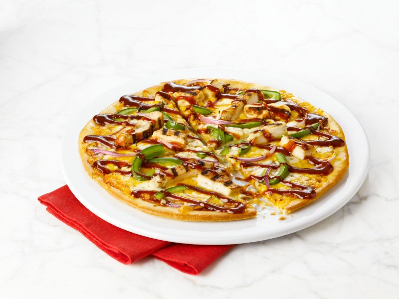 Description. Pizza Hut is Canada's favorite place to grab a slice. We have a great line up of crusts, from our World Famous Pan Pizza to Multigrain, Stuffed Crust, Thin 'N Crispy and now Gluten Free!