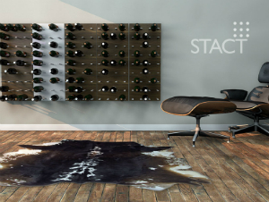 Transform your wine collection into an elegant showpiece.