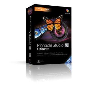 Pinnacle Studio(TM) 16 Ultimate Box Shot