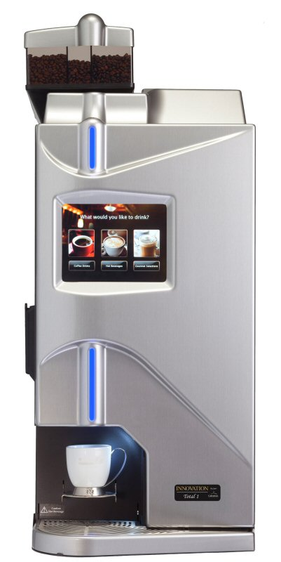 Cafection Revolutionizes The Automated Coffee Brewing