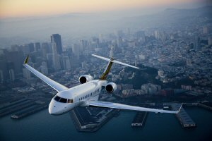 Bombardier Showcases Class-Leading Jets at Jet Expo 2012