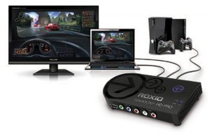 Roxio(R) Game Capture HD PRO -  Console Set Up Image