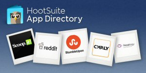 HootSuite Welcomes Reddit, StumbleUpon, Scoop.it, CMP.LY Nexalogy, and #SocialApps to App Directory, empowering the company's 5 million global users to explore, curate, and support social campaigns from HootSuite's dashboard.