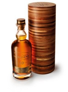One of only 88 of The Balvenie 50 Year Old bottles in the world