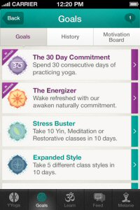 YYoga's new app uses gamification to achieve fitness goals