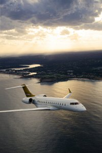 The Global 6000 jet