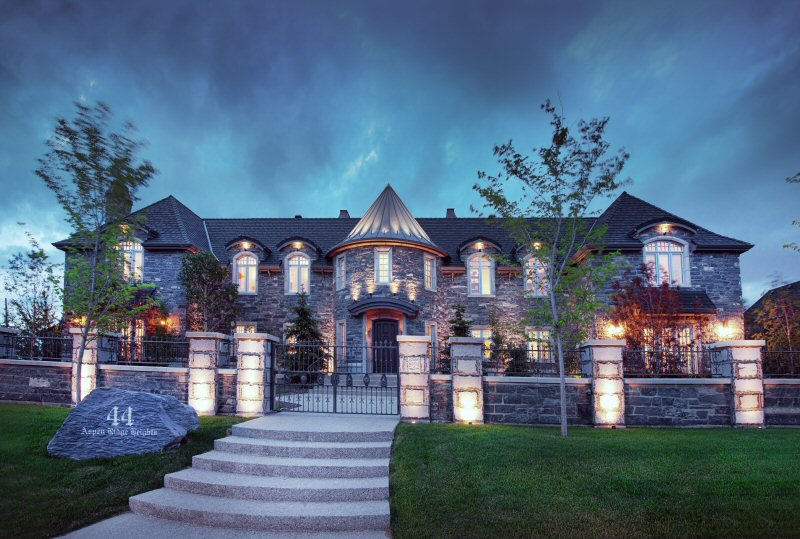 Sale of aspen woods castle tops list of calgary 39 s most for Home builders in canada