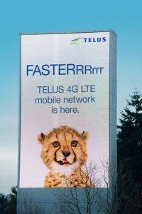 Pattison est enchantée d'ajouter ces 3 nouveaux panneaux spectaculaires numériques à Vancouver, dont celui-ci à BC Place.