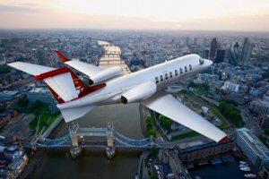 L'avion Learjet 75 prêt pour ses débuts mondiaux à EBACE 2013