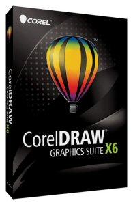 CorelDRAW® Graphics Suite X6 Box Shot
