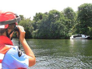 Le Service d'embarcations de sauvetage côtier en action
