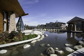 HJ's newest development Esplanade at Waterstone