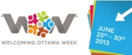 BACKGROUNDER - Welcoming Ottawa Week - June 25-30