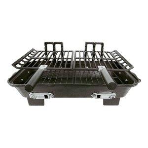 UBERHAUS HIBACHI barbecues item number 499#4-10/ALUM and CUP 4-0083605003-1