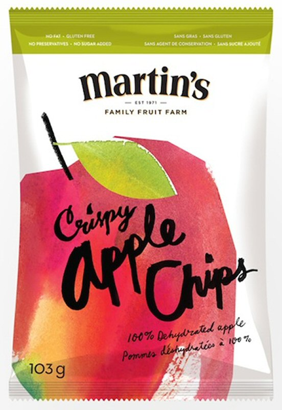 Martin's Apple Chips Now Available in Real Canadian Superstores ...