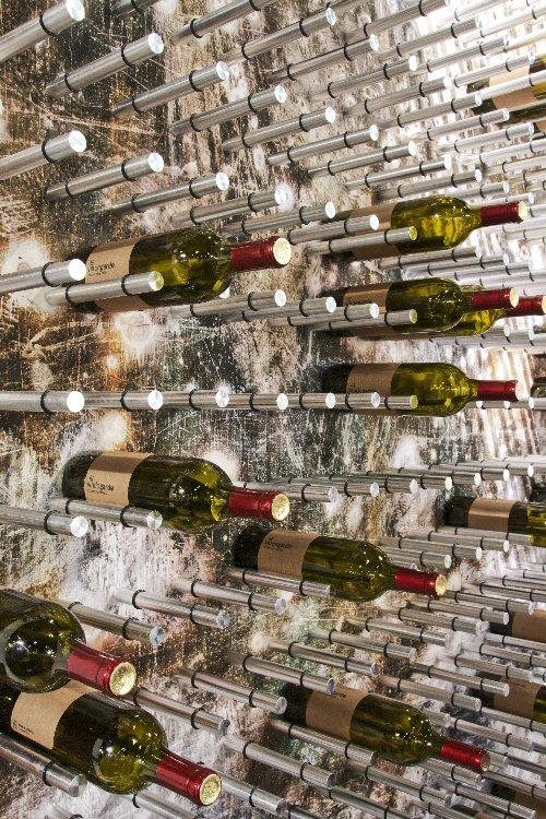 vin de garde capitalizes on modern design trends with redesigned wine cellar solutions for fall. Black Bedroom Furniture Sets. Home Design Ideas