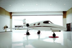 Bombardier Celebrates 50 Years of Learjet at NBAA 2013.