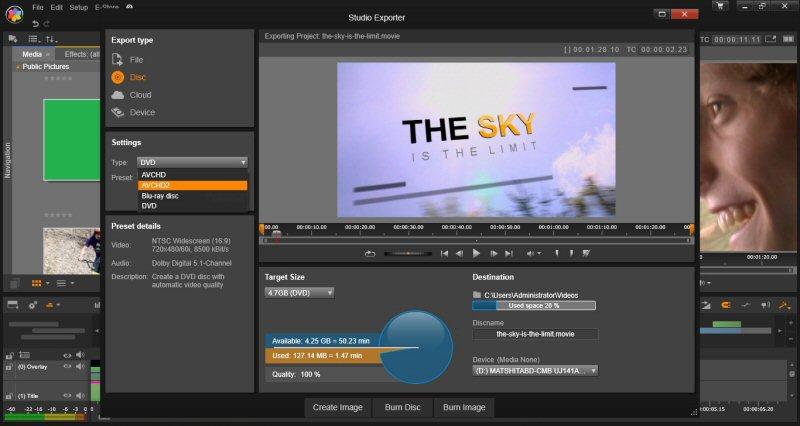 скачать программу студио пинакле 17 на русском языке бесплатно - фото 6