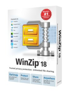 WinZip 18 makes it fast and easy to protect your privacy and share files across email, cloud accounts and social media.
