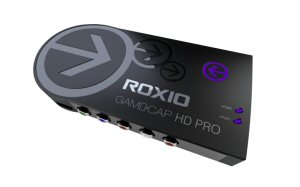 Roxio Game Capture HD PRO lets you turn your gameplay footage into movies that are share and subscriber worthy!
