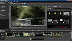 Get creative with picture-in-picture and make movies with separate video tracks.