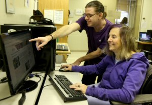 Vancity Supports People with Disabilities Through the Computer Tutoring Program at the Neil Squire Society